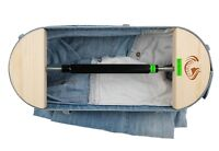 """Jeans Stretcher Easy Fit-Heavy Duty-Pant Extender Instant Stretch-30"""" to 59"""""""
