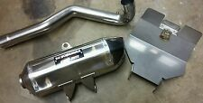 CAN AM RENEGADE G2S 2013 & UP YOSHIMURA SLIP ON EXHAUST#715001739 - DISPLAY-ETC