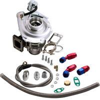 Turbo Turbocharger & Oil Line Kit for Nissan Safari Patrol 4.2L TD42 GQ GU Y60