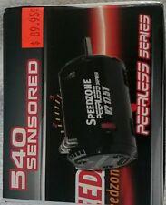 Speedzone 540 Brushless Motor 17.5 BL B6.1 1/10 1/12 Peerless Series Short Stack