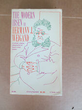 The Modern Ibsen: A Reconsideration by Hermann John Weigand (1960, paperback)
