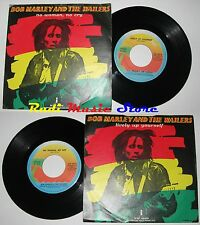 "LP 45 7 "" Bob Marley Wailers 1974 Lively Up Selbst / No Frau Cry Wip 26219 CD"