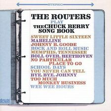 FREE US SHIP. on ANY 3+ CDs! NEW CD The Routers: Play the Chuck Berry Song Book