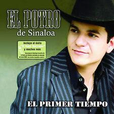 El Potro De Sinaloa : Primer Tiempo CD