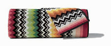 Missoni Niles Zig Zag Striped Terry Bath Towel - Color 156