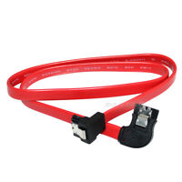 "50cm 6GB Serial SATA ATA DATA straight left right up down angled 1.5"" Lead Cable"