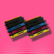 8P TONER for BROTHER TN-115 TN-110 TN115 TN110 HL-4070CDW MFC-9440CN High Yield
