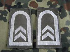 Bundeswehr  Schulterklappen Oberfeldwebel Oliv