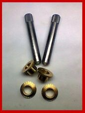 DATSUN 240Z 260Z 280Z Z CAR Door Hinge Brass Bush Pin Rebuild Bushing Kit Set