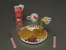 Re-ment Sanrio Hello Kitty ouchi gohan N° 3: shiroppu tappuri hot keki