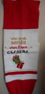 MadieBs Who Needs Grandma?  Bagholder Dispenser for Plastic Bags