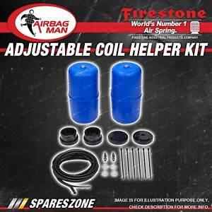 Airbag Man Air Suspension Coil Springs Helper Kit Rear for NISSAN PATHFINDER R51
