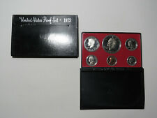 1973-S US Proof Set - 6-Coin w/ Box