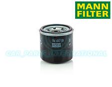 MANN HUMMEL OE Qualität Ersatzteil Motoröl Filter W 6018