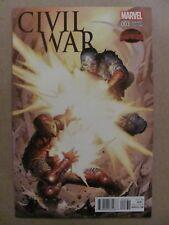 Civil War #3 Marvel Secret Wars 2015 Series 1:25 Variant 9.6 Near Mint+