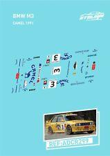 CALCAS BMW M3 CAMEL 1991