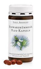 540 Schwarzkümmelöl PLUS Kapseln (3 Dosen) von Sanct Bernhard, nigella sativa