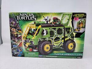 Teenage Mutant Ninja Turtles Turtle Assault Van Vehicle 2014 new