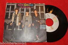 "PHANTOM ROCKER & SLICK – Men Without Shame 1985 (STRAY CATS) 7"" (EX/EX) d"