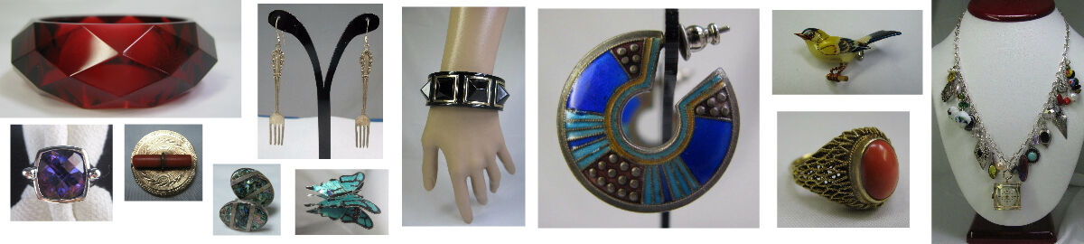 Modern Vantique Jewelry