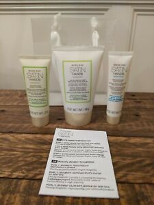 Mary Kay Satin Hands Protecting Softener And Shea Cream Pampering Set