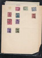 egypt stamps page ref 18221