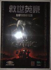 Gothic 1 Bigbox PC Taiwan Edition Verschweißt Ultra selten! Piranha Bytes