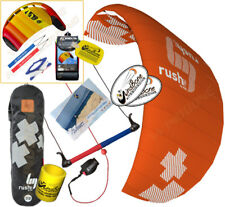HQ4 Rush V Pro 350 3.5M Trainer Kite Kiteboarding Snow Power Foil +2ND HQ Kite M
