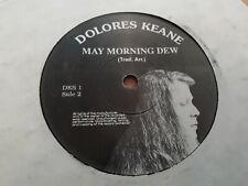 "DOLORES KEANE * MAY MORNING DEW * 7"" SINGLE RARE IRISH FOLK RINGSEND RECORDS"