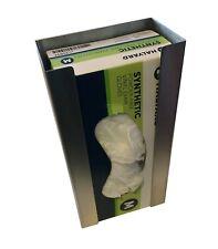 Wall Mounted Single Stainless Steel Glove Box Holder / Dispenser