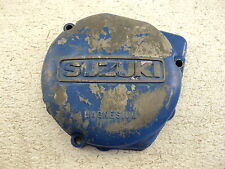 Suzuki RM125 RM 125 #7528 Engine Side Cover / Stator Cover (S)