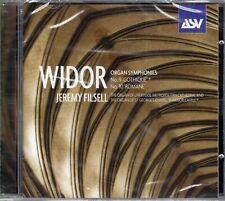 Widor - Organ Symphonies Nos. 9 'Gothique' · 10 'Romane' / Jeremy Filsell