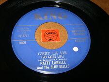 PATTI LABELLE - C'EST LA VIE - DOWN THE AISLE  - LISTEN - GIRL GROUP POPCORN