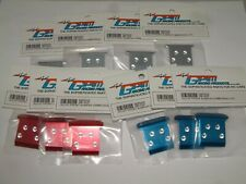 Losi Mini-T 1.0Gpm Aluminum Front Bumper Small Wholesale Lot Sil,Red,Blue Smt003