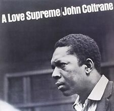 John Coltrane a Love Supreme US 180g Vinyl LP in Stock