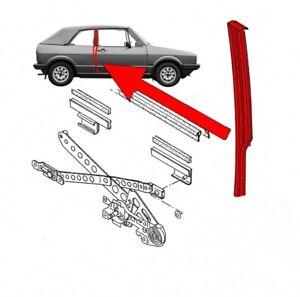 VW Golf 1 Cabrio B Säule Säulendichtung Dichtung rechts Beifahrerseite rechte
