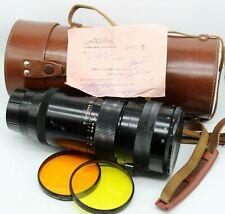 TAIR 33 4.5/300 Russian Telephoto Lens Hasselblad Kiev 88 Salut EXC (full set)