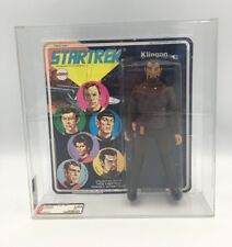 Vintage Mego Figure Klingon Hong Kong - Star Trek AFA U85 NM+ Series 2 1975