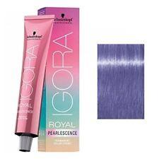 Schwarzkopf Igora Royal pearlescence tinta per capelli 60ml - 9.5-29 PASTELLO LAVENDER