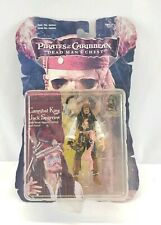 Zizzle Pirates Of The Caribbean Cannibal King Jack Sparrow Head Hunter New