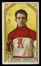 1911-12 C55 IMPERIAL TOBACCO ~ #23 ~ BOBBY ROWE (RENFREW CREAMERY KINGS)