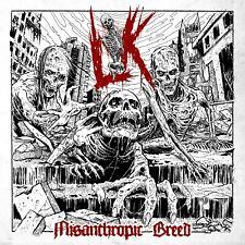 Lik - Misanthropic Breed CD ALBUM NEW (24TH SEPT) ups
