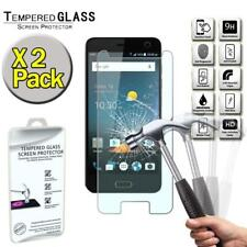 2 Pack Tempered Glass Screen Protector Cover For ZTE Blade V8