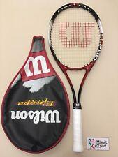 WILSON EUROPA PRO MID PLUS 16x18 L3 Racchetta Tennis Racket e fodero originale
