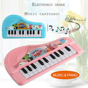 Kids Piano Electric Keyboard Baby Mini Piano Toy with 22 Keys,Musical Piano Toy