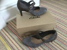 Clarks collection dancer Reece size 4d uk women's shoes in box