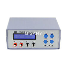 EBC-A05 Electronic Load Test Battery Capacity Power Performance Tester&Charger