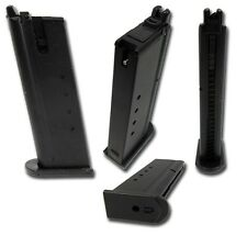 CARICATORE SOFTAIR PER HFC HG 195 DESERT E. A GAS 28BB AIRSOFT GBB MAGAZINE