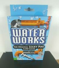 Water Works Card Game The Original Leaky Pipe Card Game