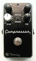 Keeley Compressor Plus Guitar Effects Pedal +